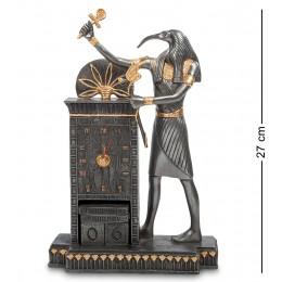 "WS-488 Часы ""Тот - Бог мудрости и знаний"""