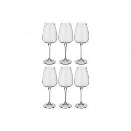 """Набор бокалов для вина из 6 шт. """"Ализэ"""" 440 мл.высота 24 см."""
