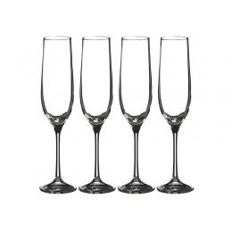 Набор бокалов для шампанского из 4 шт. Бар 190 мл.