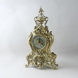Часы каминные Флор