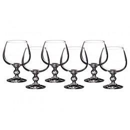 Набор бокалов для коньяка из 6 шт. Клаудия 250 мл.