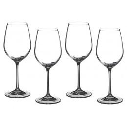 Набор бокалов для вина из 4 шт. Бар 350 мл.