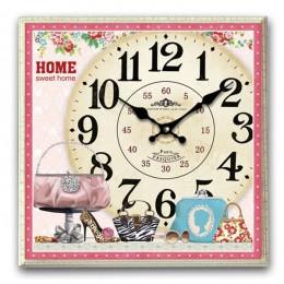 Настенные часы, 32х6х32 см. (RO692196)