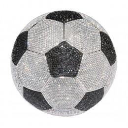 Футбольный мяч Swarovski