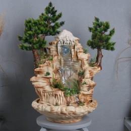 Настольный фонтан «Престиж», H68см