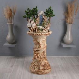 Напольный фонтан «Горная сосна»
