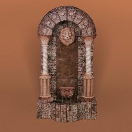 """Пристенный фонтан-водопад """"Венецианский стиль"""""""