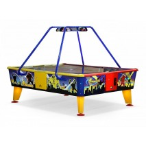 Аэрохоккей «4 Monsters» (238 х 183 х 82 см, цветной, купюроприемник)