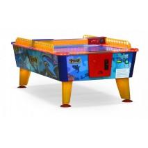Всепогодный аэрохоккей «Shark» 6 ф (199 х 107 х 83 см, цветной, жетоноприемник/купюроприемник)