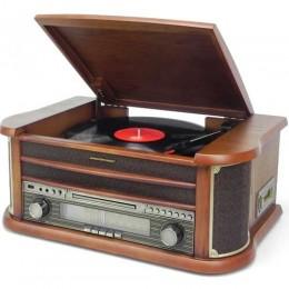 """Проигрыватель виниловых дисков Soundmaster NR540 """"Retro Classic"""""""