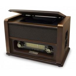 """Ретро радиола 2 в 1 Soundmaster NR976 """"Ностальгия"""""""