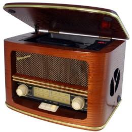 """Ретро радиоприемник Roadstar HRA-1500MP """"Ностальгия"""""""
