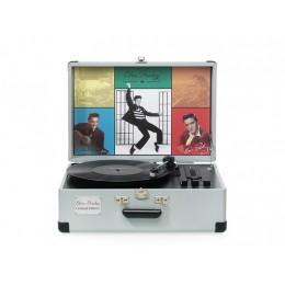 """Виниловый ретро-проигрыватель Ricatech EP1950 """"Elvis Presley 1950"""" Limited Edition"""
