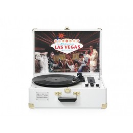"""Виниловый ретро-проигрыватель Ricatech EP1970 """"Elvis Presley 1970"""" Limited Edition"""