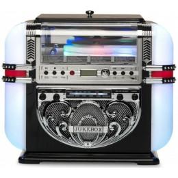 """Музыкальный автомат в стиле ретро Ricatech RR700 """"Jukebox"""""""