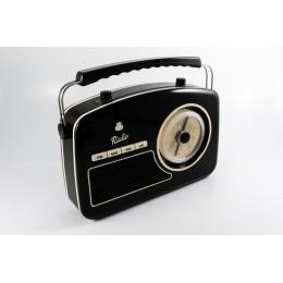Радио в стиле ретро GPO Rydell Black
