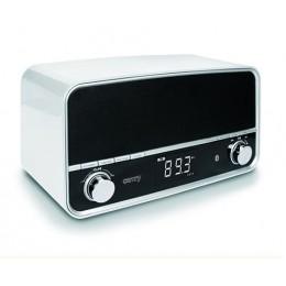 Радио в стиле ретро-модерн Camry CR1151 Premium (белый)
