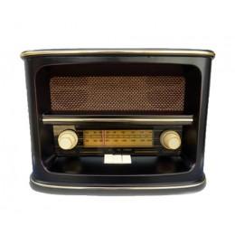"""Радио в стиле ретро """"Prague 1951 black"""""""