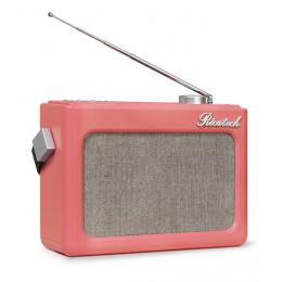 "Радио в стиле ретро Ricatech PR78Pink ""Emmeline pink"""