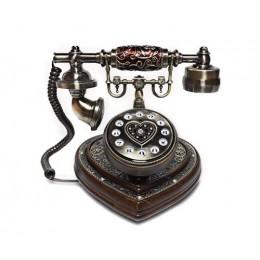 "Ретро-телефон ""Heart"""