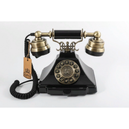 Телефон ретро кнопочный GPO 1938S Duke