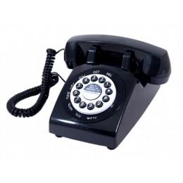Телефон в стиле ретро Classic Phone Black