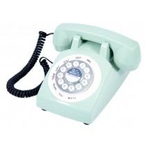 Телефон в стиле ретро Classic Phone Blue