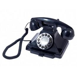 Телефон в стиле ретро Old Times Black