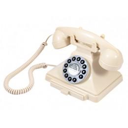 Телефон в стиле ретро Old Times Ivory