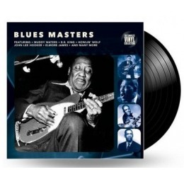 "Виниловая пластинка LP ""Blues Masters Vinyl Album"""