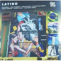 "Виниловая пластинка LP ""Latino Vinyl Album"""