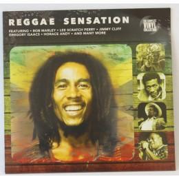 """Виниловая пластинка LP """"Reggae Sensation Vinyl Album"""""""
