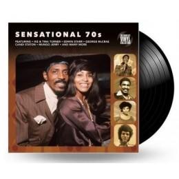 """Виниловая пластинка LP """"Sensational 70s Vinyl Album"""""""