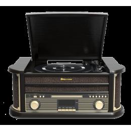Проигрыватель виниловых дисков Roadstar HIF-1898D+BT