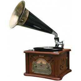 Ретро граммофон Roadstar HIF-1850TUMPK