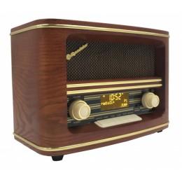 Радиоприемник в стиле ретро Roadstar HRA-1500D