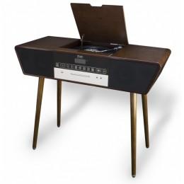 Проигрыватель виниловых дисков ретро-центр Soundmaster NR995