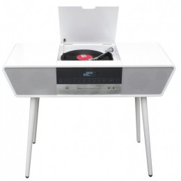 Проигрыватель виниловых дисков ретро-центр Soundmaster NR995WE