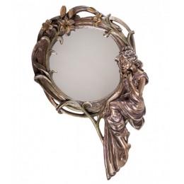 """Зеркало Veronese """"Леди Лилия"""" (bronze)"""