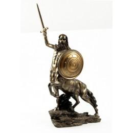"Статуэтка ""Кентавр с мечом"" 27см"