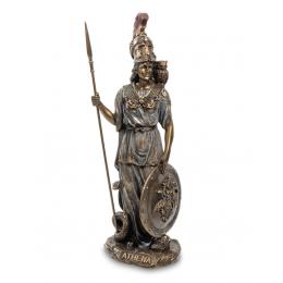 """Статуэтка Veronese """"Афина - Богиня мудрости и справедливой войны"""" (bronze)"""