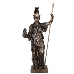 "Статуэтка Veronese ""Афина - греческая богиня мудрости"" 35см (bronze)"