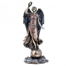 """Статуэтка Veronese """"Ангел, стоящий на земле"""" (bronze)"""