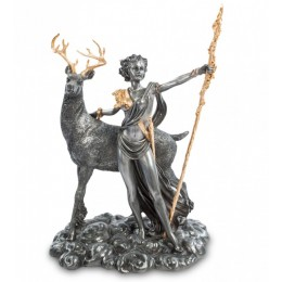 "Статуэтка Veronese ""Артемида - Богиня охоты"""