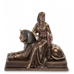 """Статуэтка Veronese """"Царица Нефертити"""" (bronze)"""