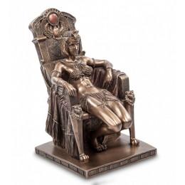 """Статуэтка Veronese """"Клеопатра на троне"""" (bronze)"""