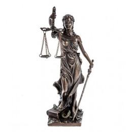 """Статуэтка Veronese """"Фемида-богиня правосудия"""" (bronze)"""