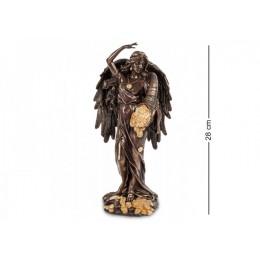 """Статуэтка Veronese """"Фортуна - Богиня счастья и удачи"""" (bronze/gold)"""