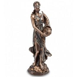 """Статуэтка Veronese """"Фортуна - богиня удачи"""" (bronze) 31см"""
