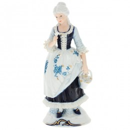 "Декоративная фигурка на подставке ""Pretty maid"""